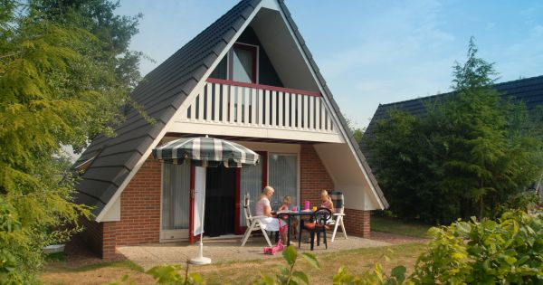 Bungalow Narvik in Winterswijk