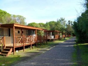 Camping le Tamerici Toscaanse Kust