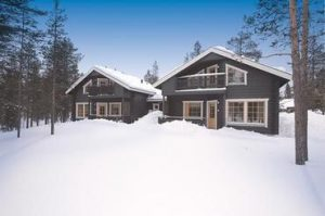 Cottages Yllas Lapland