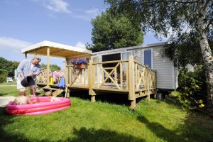 Mobil home Macareux