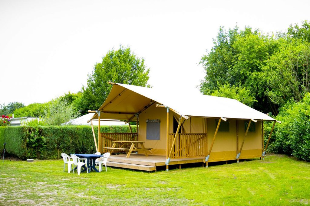 Glamping Deluxe 5p. type 1