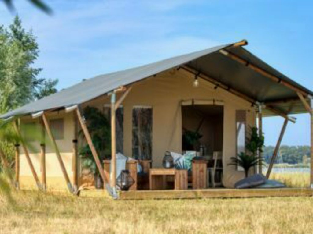 Glamping Deluxe 5p. type 2